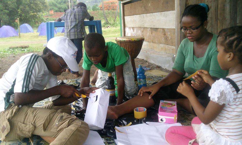 Jeunes membres ADSM
